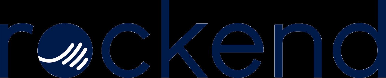 Rockend Logo White