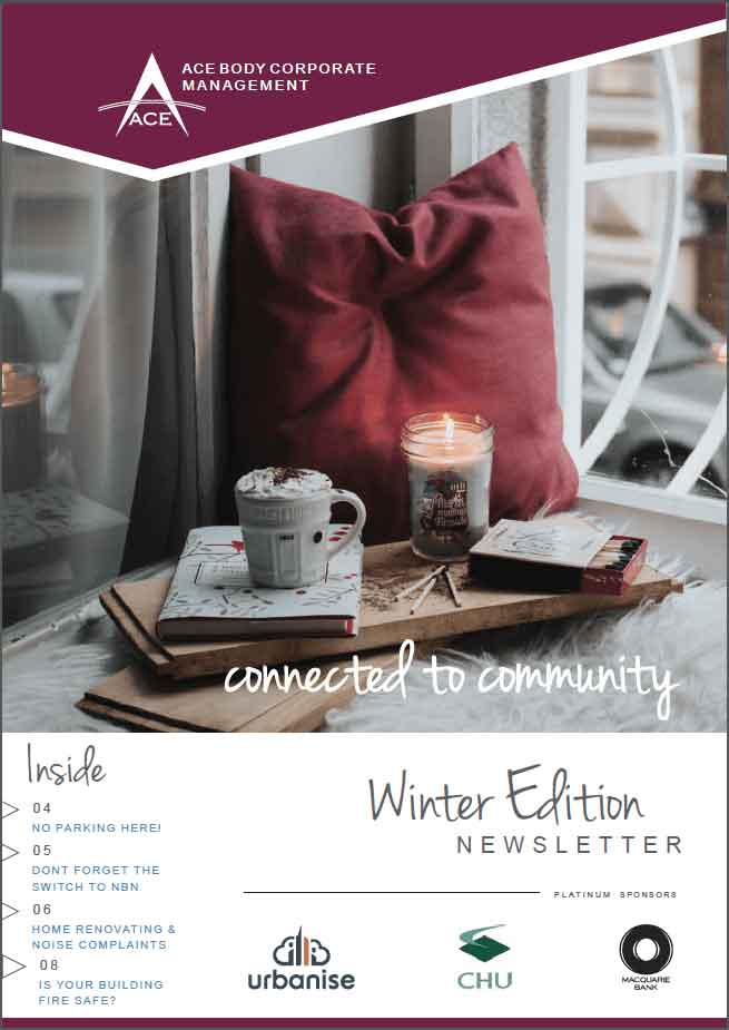 Newsletters Winter Edition