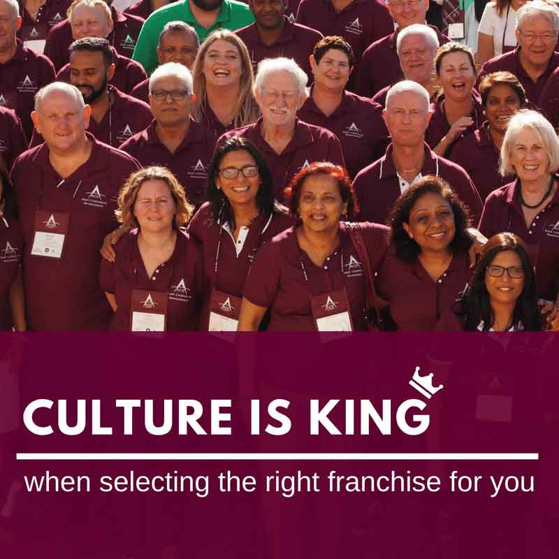 Selecting the Right Franchise For You