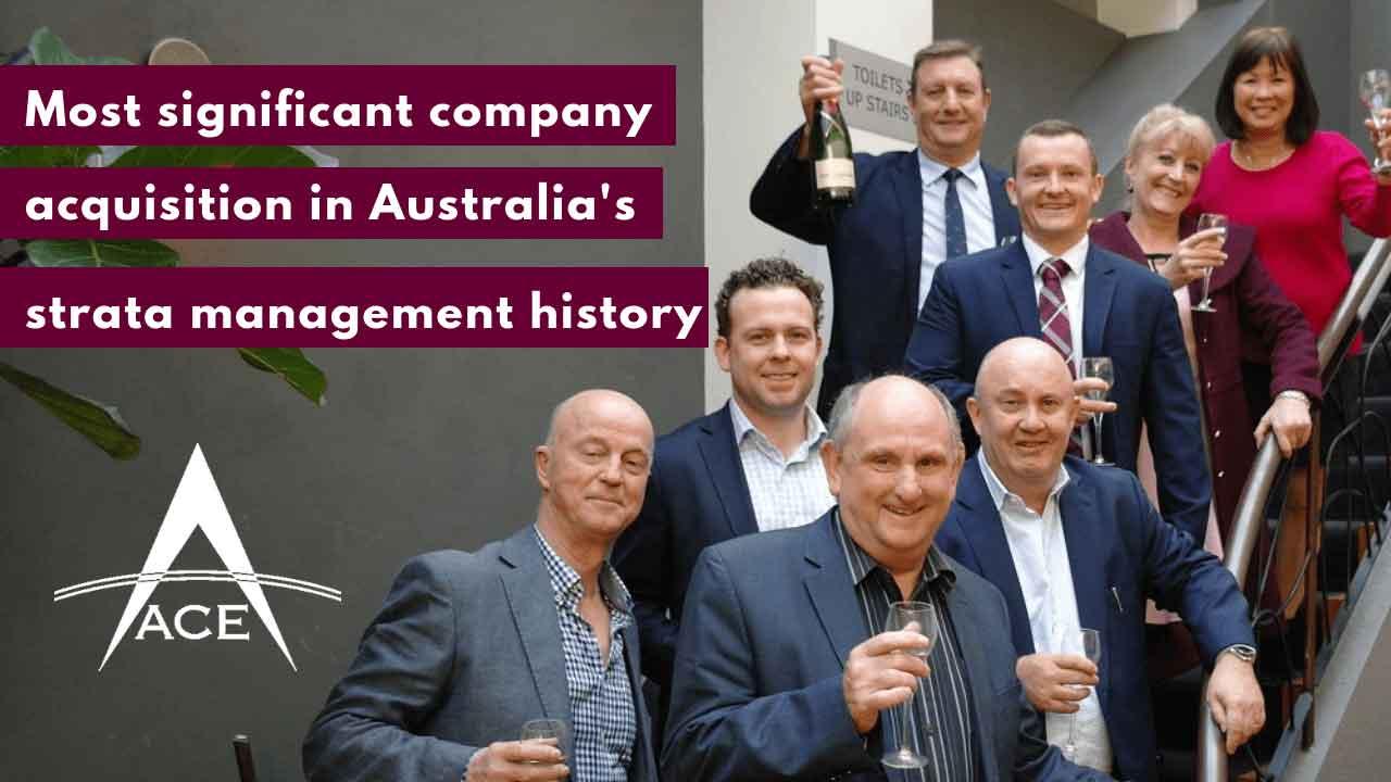 significant company acquisition in Australia