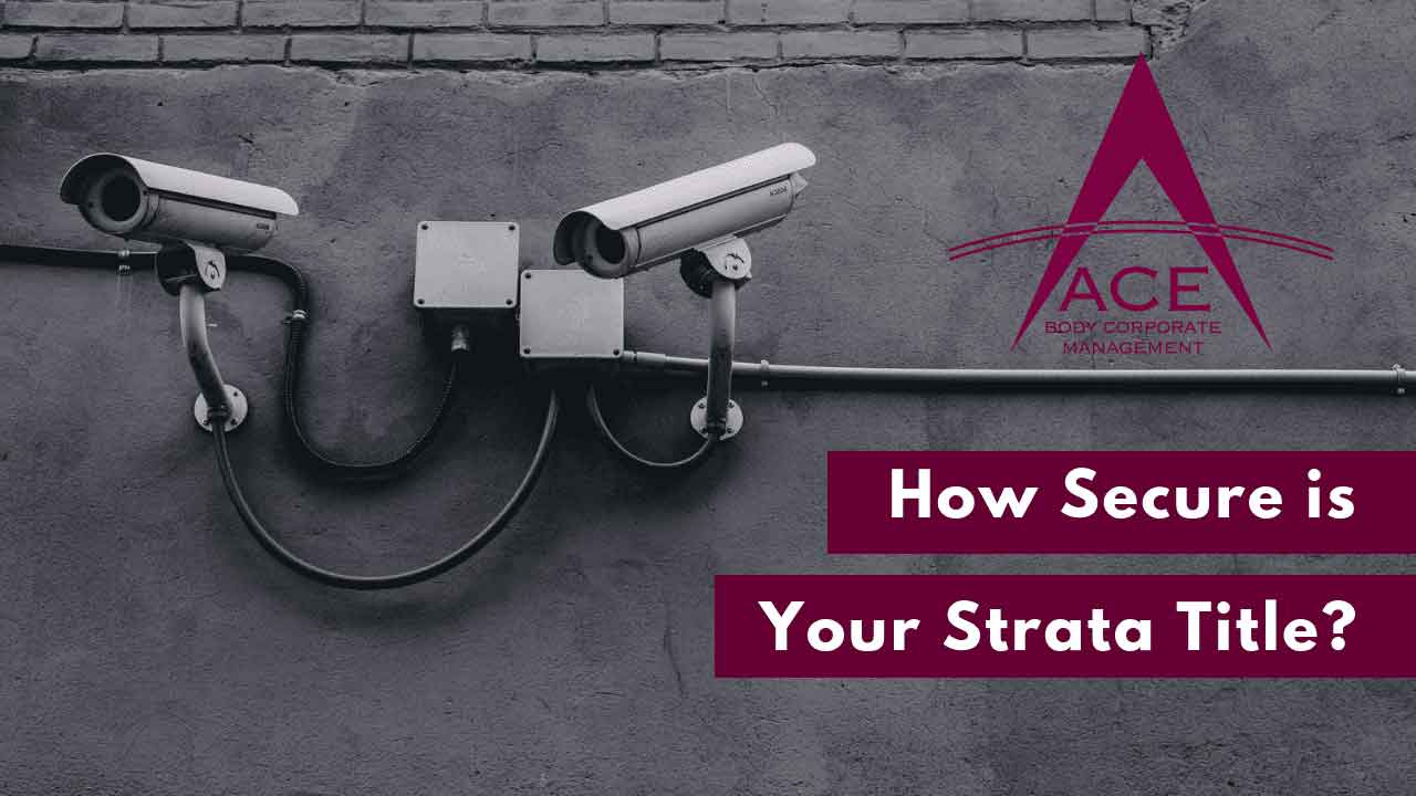 How secure is your strata title?