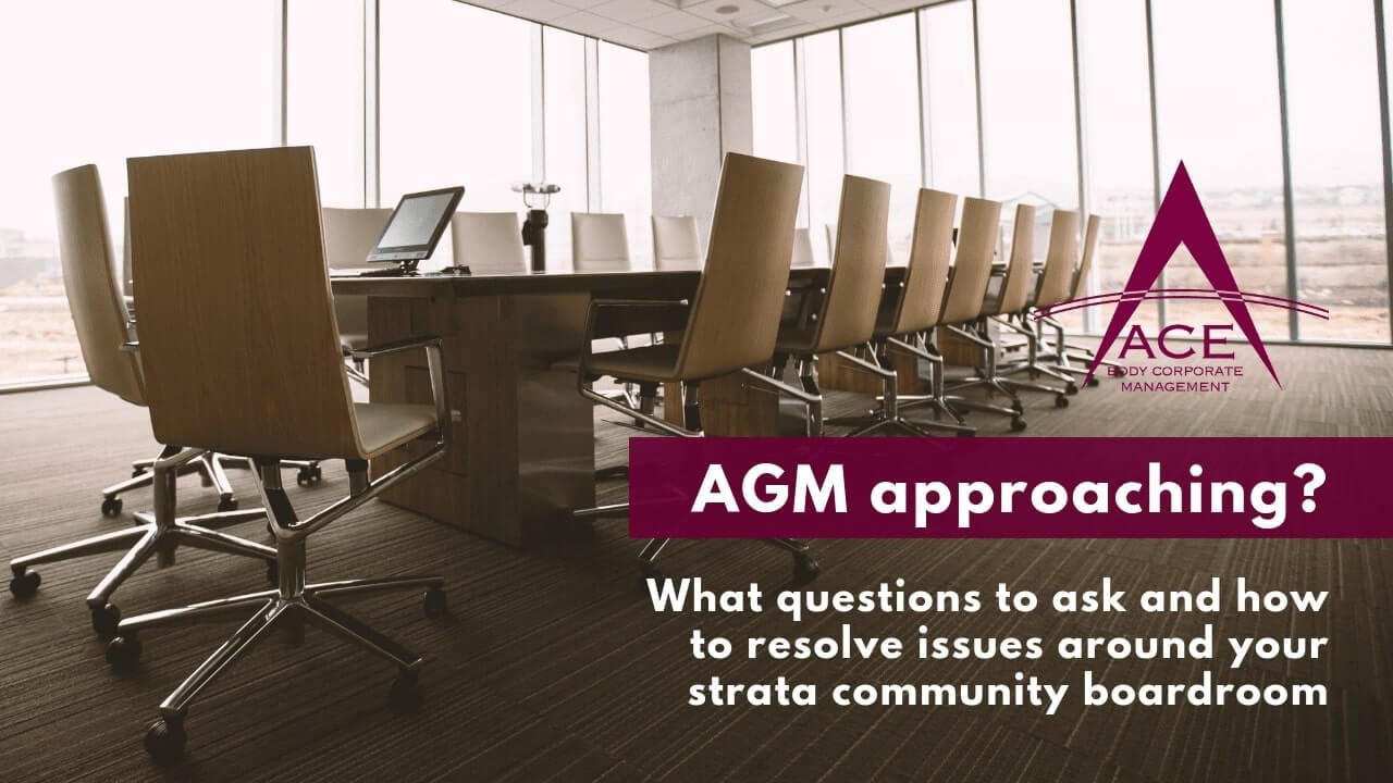 Questions to ask as AGM approaches