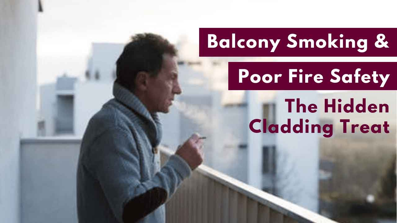 Balcony Smoking and Fire Safety